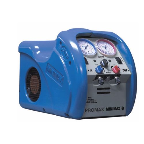 Promax Minimax Refrigerant Recovery Unit Direct Liquid 130kg/hr 110v/230v~50Hz/60Hz
